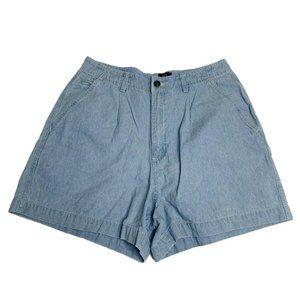 Docker Shorts Womens Size 12 WPL 423 Denim 100% Co